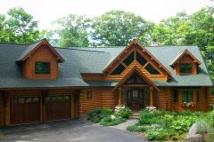 Cedar & Log Homes