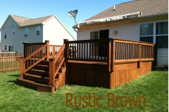 Rustic Brown
