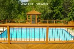 Cedar Semi Transparent