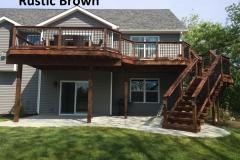Rustic Brown