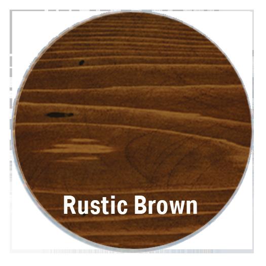 RusticBrown