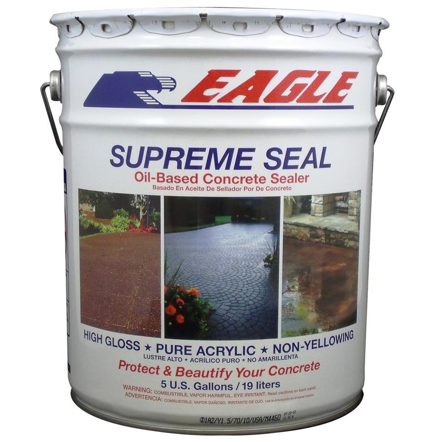 Eagle Supreme Seal 5 Gallon The Stain Shop